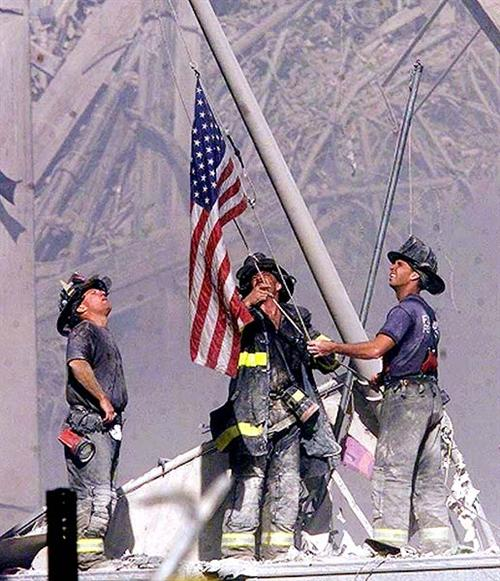 Let Us Not Forget 9/11