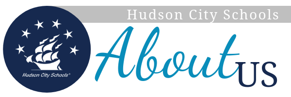 Hudson City Schools About Us Banner